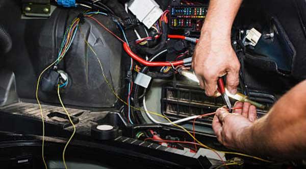 Cintas adhesivas para electricidad / electrónica