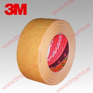 3M 2830 Cinta adhesiva de papel para enmascarar 140ºC