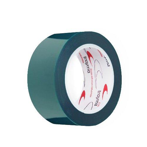 TYM 1522 cinta adhesiva para enmascarar alta temperatura adhesivo silicona