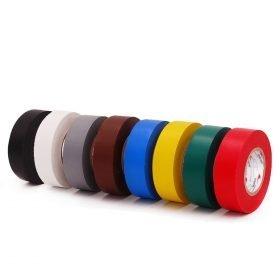 TYM 2702 cinta aislante electricidad colores autoextinguible