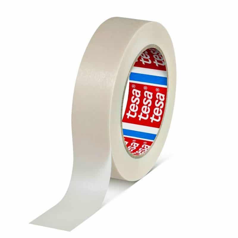 Tesa 4331 cinta enmascarar proteger durante el pintado en secado al horno muy altas temperaturas con adhesivo silicona
