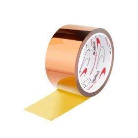 Cinta adhesiva de kapton con adhesivo silicona para aplicaciones de soldadura y enmascaramiento