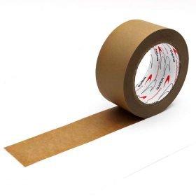 Precinto de papel para cajas adhesivo