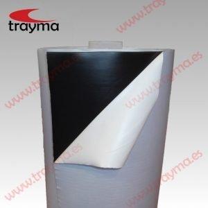 TYM 1691/15 Cinta adhesiva espuma dura de PVC de 1,5 mm de espesor