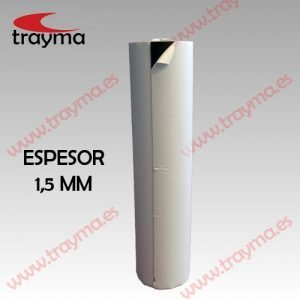 TYM 1694/15 Cinta adhesiva espuma MEDIA de PVC de 1,5 mm de espesor