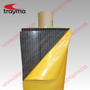 EPDM 150/100 Burlete adhesivo de espuma EPDM 10 mm de espesor