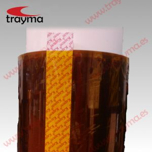 TYM 1850 Cinta adhesiva de KAPTON con adhesivo silicona