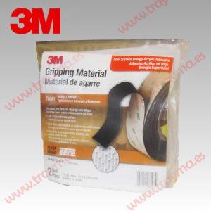 3M TB641 Cinta adhesiva de agarre - GRIPPING MATERIAL - TACTO SUAVE