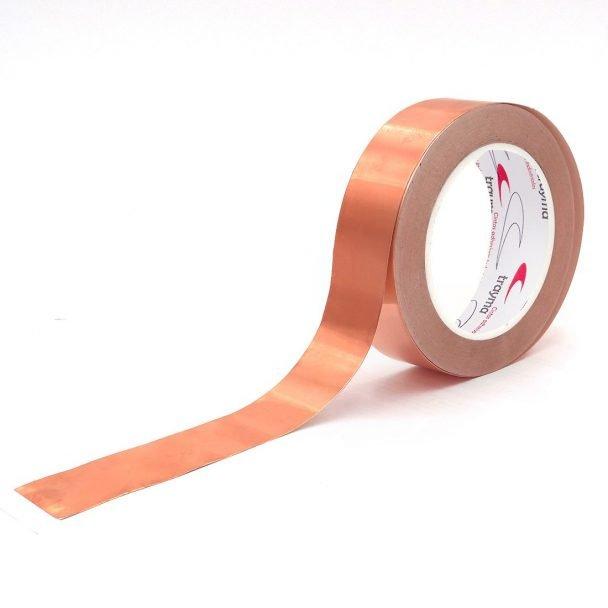 Cinta adhesiva de cobre conductor TYM 1842