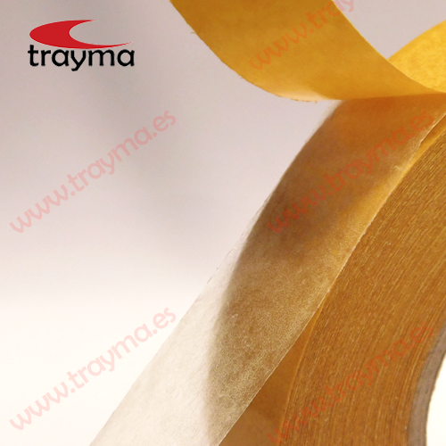 TYM 2061 VP2 Cinta adhesiva doble cara de Tisú - ALTAS PRESTACIONES