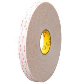 3M VHB 4952 P Cinta adhesiva de doble cara de espuma acrílica