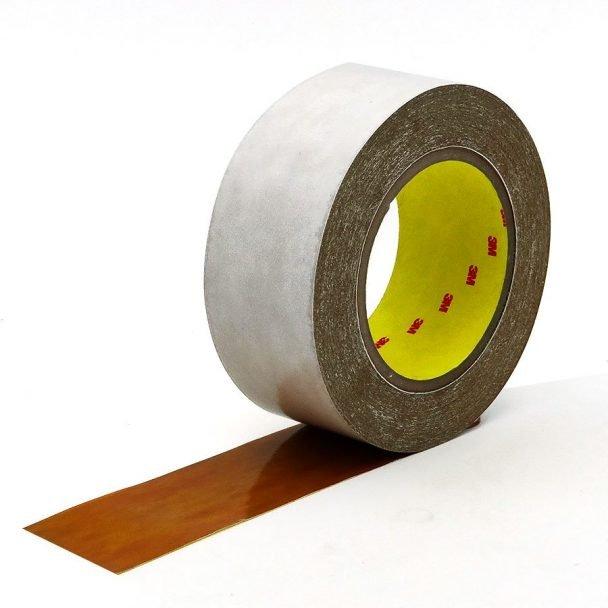 Cinta adhesiva termoactivable 3M 583. Un tipo de cinta que se activa por calor
