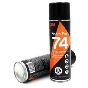 3M 74 spray adhesivo espumas