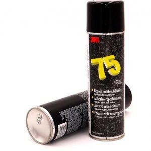 Spray adhesivo reposicionable 3M 75