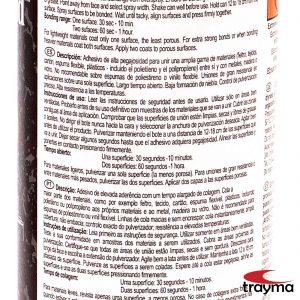 3M 76 Spray adhesivo extra fuerte