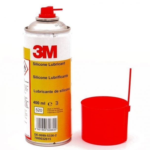 3M Spray Silicona para aplicaciones industriales