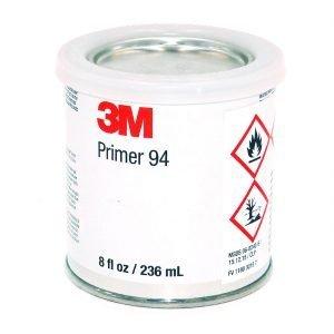 3M PRIMER 94 - Bote 236,5 ml - Imprimación para cintas adhesivas 3M sobre distintas superficies