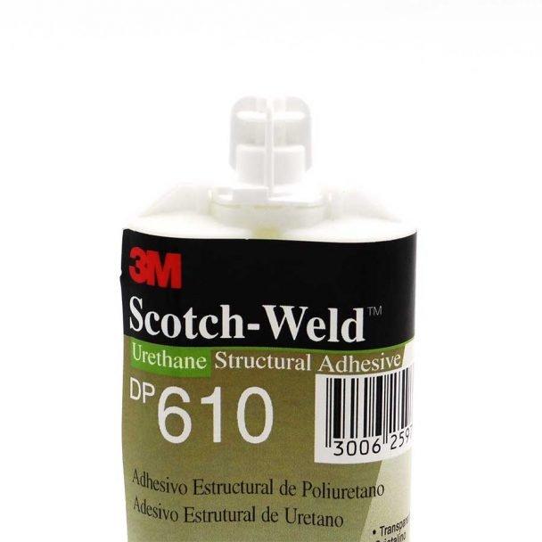 3M DP 610 Adhesivo estructural bicomponente