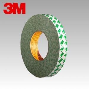 3M 9087 Cinta adhesiva de doble cara de alta adherencia - 25 mm, Pack 6 unidades (10% dto.)