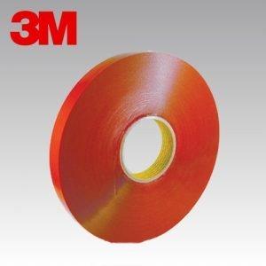 3M 4905 F Cinta de espuma acrílica transparente VHB de 0.5 mm