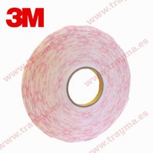 3M 4952P Cinta de espuma acrílica VHB de 1.1 mm de espesor