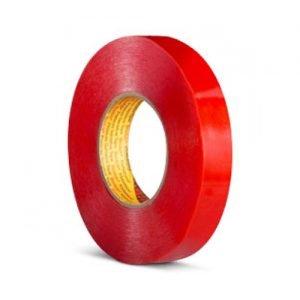 3M 9088 FL Cinta adhesiva de doble cara resistente a la temperatura