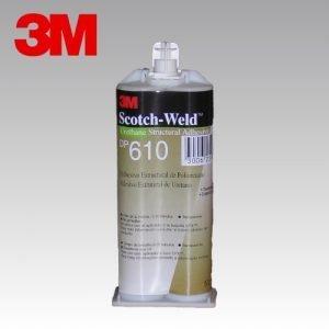 3M DP610 Adhesivo estructural Scotch Weld Bicomponente de Uretano - Caja 12 unidades (10% dto. )