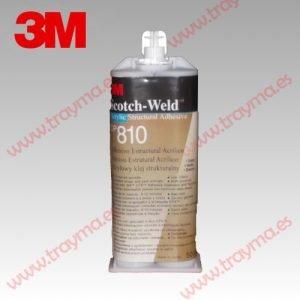 3M DP810 Adhesivo estructural Scotch Weld Bicomponente Acrílico - Unidad