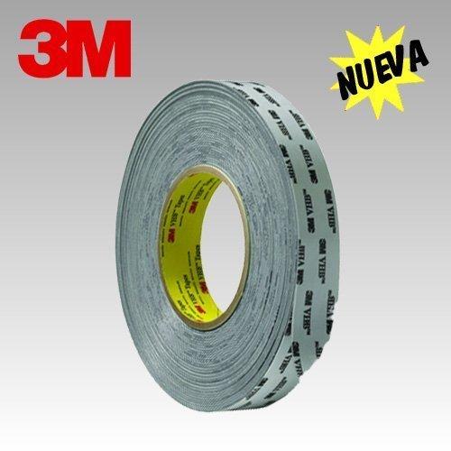 3M VHB RP45 Cinta de espuma acrílica GRIS VHB de 1.1 mm - 12 mm, Unidad