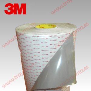 3M VHB RP62 Cinta de espuma acrílica GRIS VHB de 1.6 mm