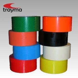 TYM 44120 Cinta de PVC para el marcado temporal de superficies