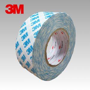 3M 90775 Cinta Adhesiva Doble Cara Tisu - 9 mm, Pack 20 unidades