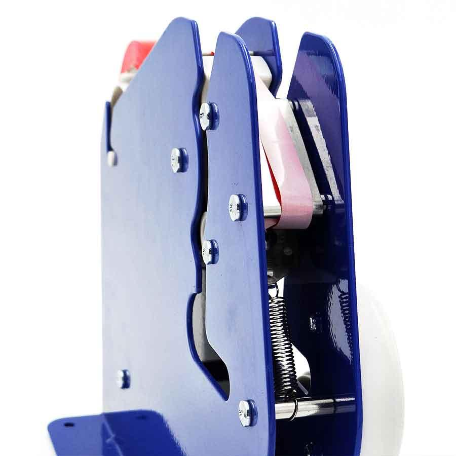 Cierrabolsas profesional de escritorio para cintas adhesivas de boca ancha