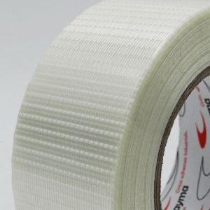 Cinta adhesiva fibra de vidrio bidireccional