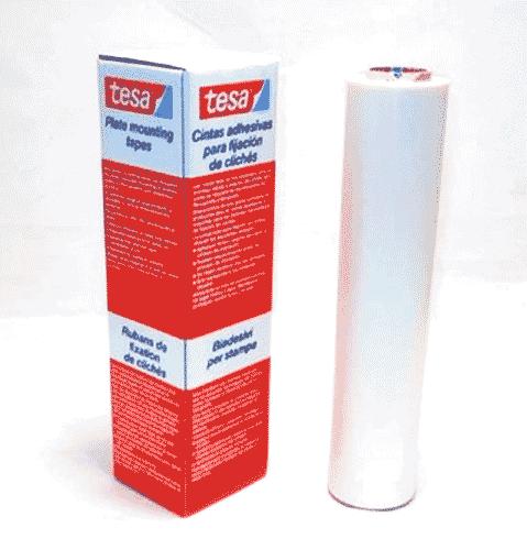 Tesa 52330 cinta adhesiva montaje de cliches