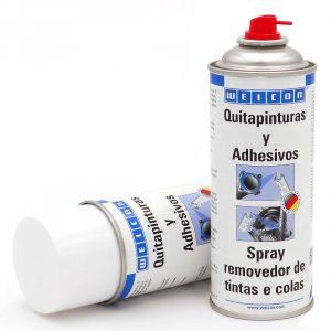 Weicon Spray quitapinturas y adhesivos