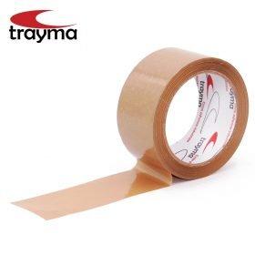 Precinto economico polipropileno marrón para embalaje