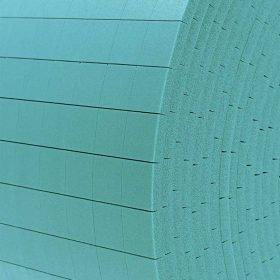 Tacos separadores de cristal para transporte adhesivos, 4.5 mm espesor