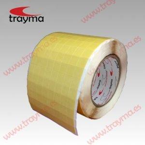 TYM 84434 Tacos separadores adhesivos de seguridad para CRISTAL / VIDRIO