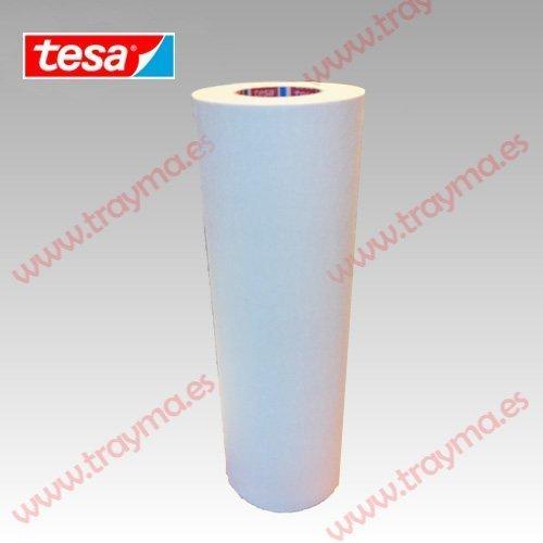 TESA 52330 Cinta adhesiva de montaje de clichés. Impresión flexográfica en cartoneras - 460 mm