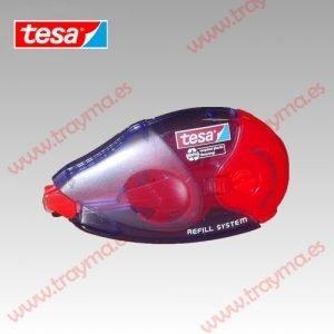 TESA ROLLER 59100 Adhesivo Roller permanente Recargable