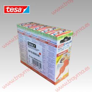 TESA ROLLER 59110 Recambio adhesivo Roller permanente