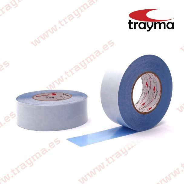 TYM 2303 Cinta adhesiva doble cara moquetas. No deja residuos al retirarla.