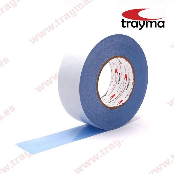 TYM 2303 Cinta adhesiva de doble cara para moquetas. Se retira sin residuos