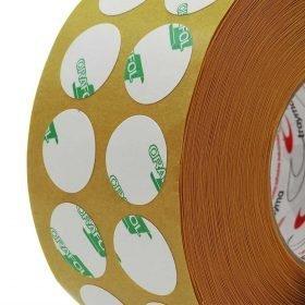 TYM 82405 Círculos adhesivos troquelados