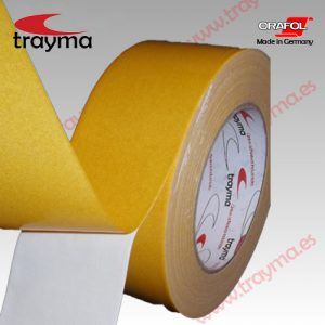 TYM 2592 Cinta adhesiva doble cara moquetas - PEGADO EXTRA