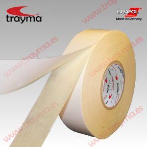 TYM 2596 Cinta adhesiva doble cara moquetas - ESPECIAL CARAS DIFERENCIADAS