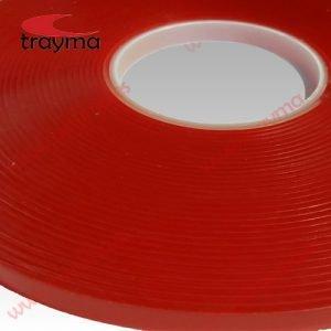 TYM 2755 VP1 Cinta adhesiva de espuma acrílica transparente VHA 2 mm espesor