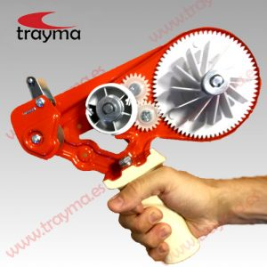 Dispensador manual cinta adhesiva doble cara 25 mm TYM DSH25 - Pack 3 unidades (10% dto.)