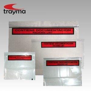 Sobres Packing List - Porta Documentos Adhesivos